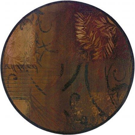 Kharma II Collection Woven Rug (#1163B) 8'0