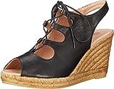 Eric Michael Women's Gossip Black Sandal 41 (US Women's 10-11) M (B) For Sale