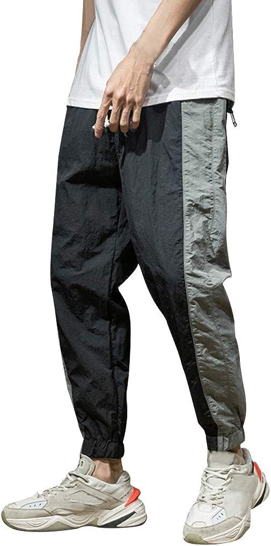 Mosstars Pantalones de Trabajo de Hombre Elasticos pantalón Casual ...