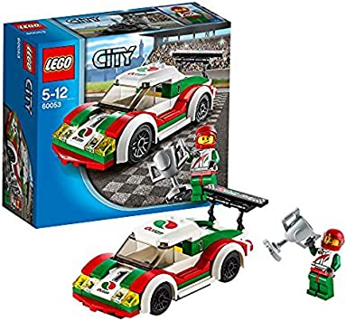 "LEGO 60053 CITY /""RACE CAR/"" STICKER SHEET"