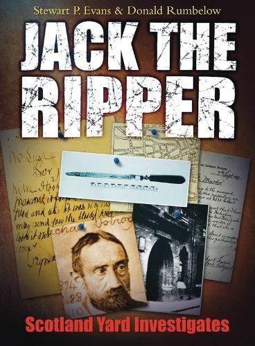 Jack the Ripper: Scotland Yard Investigates