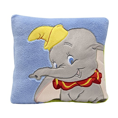Disney Dumbo Decorative Pillow, Blue -