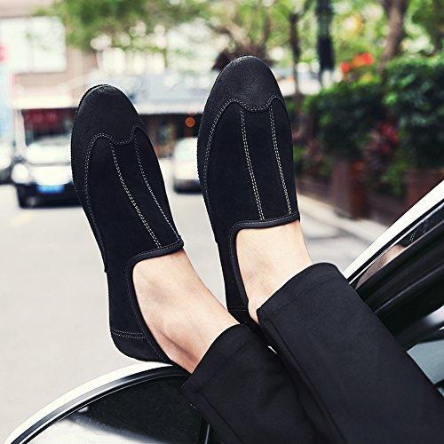 vettura della Casual Scarpe scarpe qualit di Skid alla L'uomo alta guida 1qEtZxCpnw