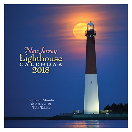 New Jersey Lighthouse Calendar 2018