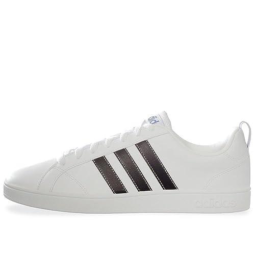 comprar más nuevo último barato mejor valorado Tenis Adidas VS Advantage - F99256 - Blanco - Hombre - Blanco ...