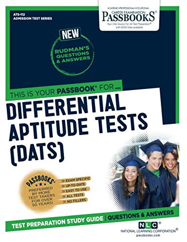 Differential Aptitude Tests (DATS) (Admission Test Series) ()