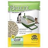Tidy Cats Cat Litter, Breeze, Litter Pellet Refill, 7-Pound Refill, Pack of 4