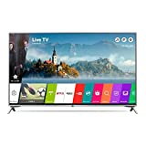 LG 55UJ634 UHD HDR 4K Multi-System Smart Wi-Fi LED TV 110-240V With Free HDMI Cable