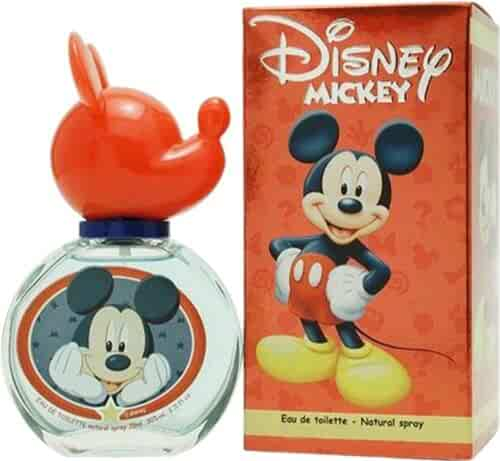 Disney Mickey Mouse Kids Eau de Toilette Spray, 3.4 Ounce
