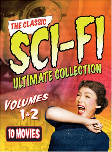 The Classic Sci-Fi Ultimate Collection, Vols. 1 & 2 (Hugh Grant Collection)
