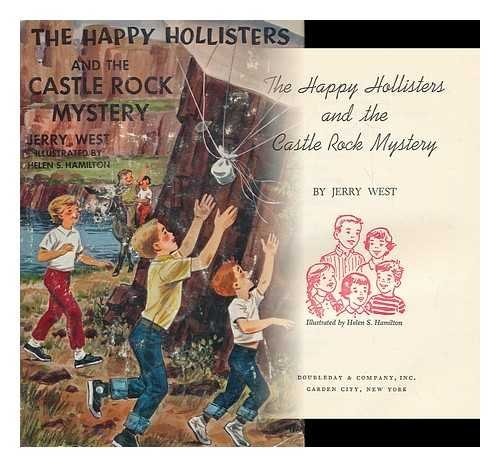The Happy Hollisters and the Castle Rock Mystery (The Happy Hollisters, No. - Shops Rock Castle