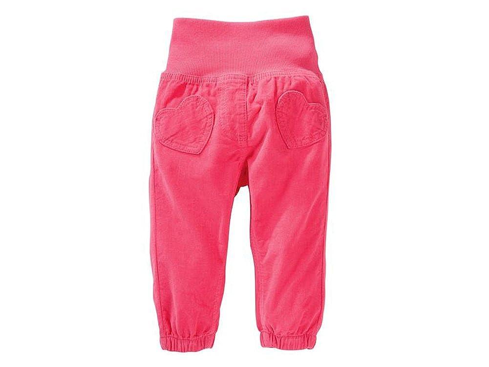 Baby M/ädchen Cordhose Cord Hose Farbe Gr/össe w/ählbar