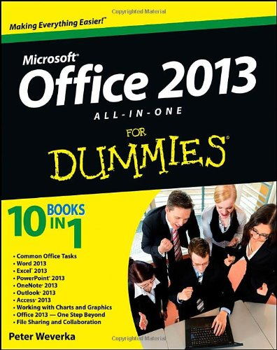 Price comparison product image Office 2013 All-In-One For Dummies