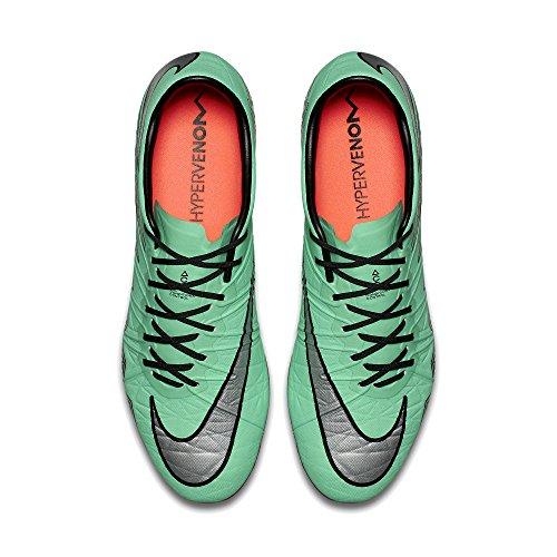 Nike Hypervenom Phinish Fg Fotboll Knap (grön Glöd)