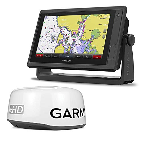 Garmin GPSMAP 942xs with GMR 18 xHD Radar with 9-Inch Touchscreen Display
