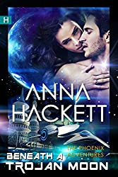 Beneath a Trojan Moon: Science Fiction Romance (Phoenix Adventures Book 4) (English Edition)