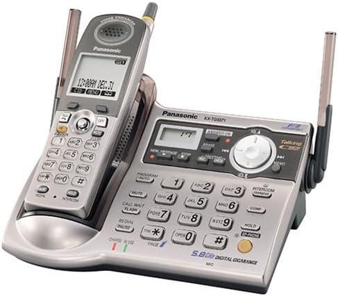 Panasonic GigaRange KX-TG5561M Dss: Amazon.es: Electrónica