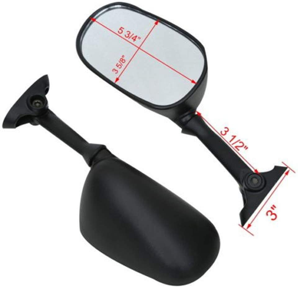 Motorcycle Rearview Mirror Side Mirror Accessories For GSX-R1000 2003-2004 GSX-R600 GSX-R750 04-05 SV650 SV650S 03-09