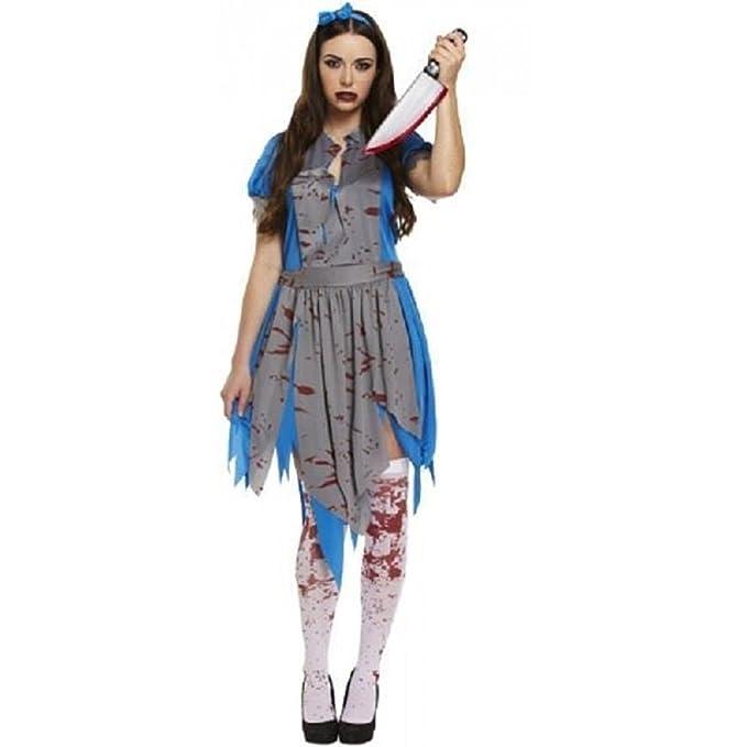 Zombie traje de neopreno para mujer fotografía y negativo de ...