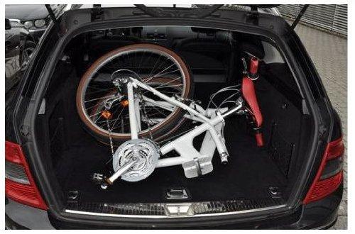 Pininfarina Bici Pieghevole Design 26 Amazonit Sport E Tempo