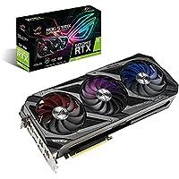 Asus, ROG-STRIX-RTX3070-O8G-GAMING, Karta Graficzna, 8 GB, GDDR6, GeForce RTX 3070, PCIe 4.0, 2 x HDMI 2.1, 3 x…