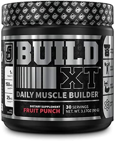 Build-XT Muscle Building Mass Builder Powder