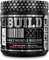 Build-XT Muscle Building Powder - Daily Muscle Builder Supplement for Muscle Growth, Strength, Endurance & Recovery | Fea...