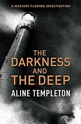 book cover of The Darkness and the Deep