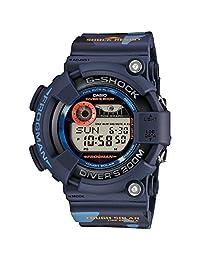 Casio G-Shock Male in Camouflage Frogman Digital Quartz Male Watch GF8250CM-2