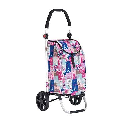 8348f03f4bf7 Amazon.com: Utility Carts Hand Trucks Shopping Cart Folding Shopping ...