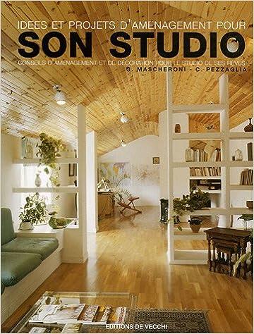 Idees Et Projets D Amenagement Pour Son Studio Amazon Ca
