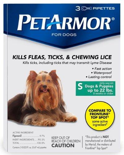Amazon.com: Pet Armor hasta 22 Libras. (3 Mes): Mascotas