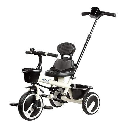 YINGH - Triciclo para niños18 meses - 5 años, La varilla de ...