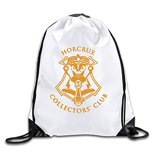 Custom Horcrux Collection Club Harry Potter Sport Backpack Drawstring Print Bag - Maleficent Cast Costumes