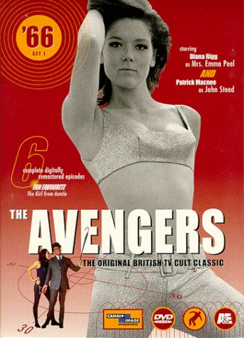 Avengers '66 - Set 1, Vol. 1 & - Avenger First Dvd
