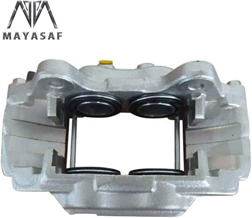 2003-2009 4Runner 2007-2014 FJ Cruiser 2005-15 Tacoma MAYASAF 192984 192985 Front Brake Caliper Both Passenger /& Driver Side for Toyota 2000-2006 Tundra