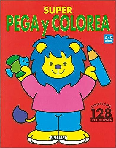 Super Pega Y Colorea -2 por Equipo Susaeta epub