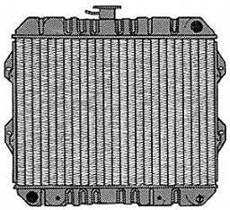CSF 850 Radiator