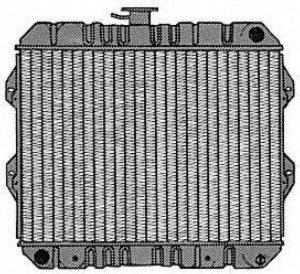 CSF 850 Radiator by CSF (Image #1)
