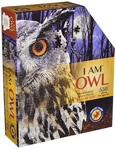 Madd Capp 3013-IAMOwl Puzzle - I Am Owl, -