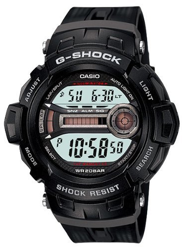 Casio Led Light Watch in US - 8