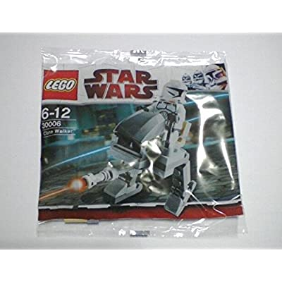 LEGO Star Wars Exclusive Set 30006 Clone Wars Clone Walker (Polybag): Toys & Games