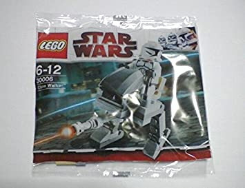 LEGO Star Wars: Clone Walker Establecer 30006 (Bolsas ...