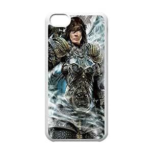 iPhone 5c Cell Phone Case-White Darksiders Phone Case Sports Unique XPDSUNTR07591