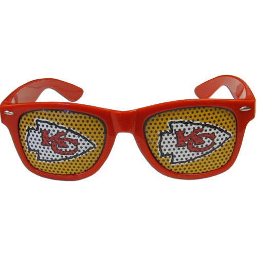 NFL Kansas City Chiefs Game Day Shades Sunglasses ()