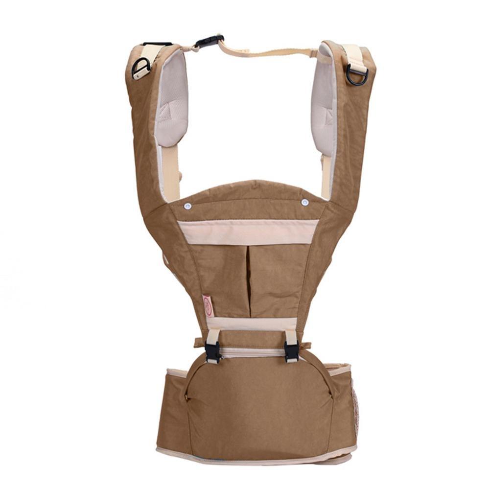 JIAAE Bequeme Baumwolle Baby Stuhl Durchlässigkeit Doppelte Schulter Kinder Riemen multifunktionale Mutter und Kind Versorgung