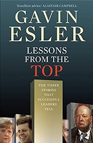 book cover of Lessons from the Top