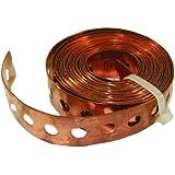 L.H. Dottie CU10 Copper Plumber Tape, 3/4-Inch Width by 10-Feet Length