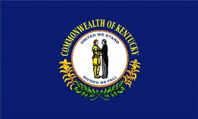 - Kentucky State Flag 3x5 3 x 5 Brand NEW LARGE Banner