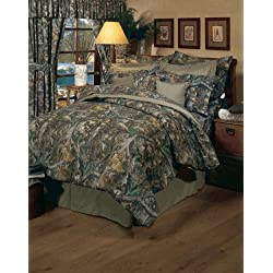 Realtree Timber Valance